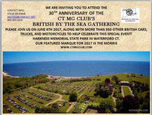 British By The Sea Gathering @ British By The Sea Gathering | Waterford | Connecticut | United States