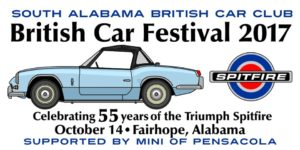 British Car Festival 2017 @ Fairhope United Methodist Church | Fairhope | Alabama | United States