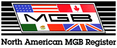 North American MGB Register