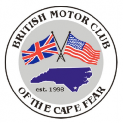 British Motor Club of the Cape Fear 2018 Car Show