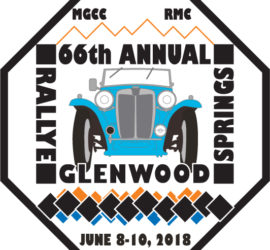 66th Annual Rallye Glenwood Springs