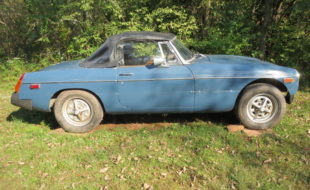 NAMGBR Classifieds - North American MGB Register