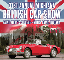 Michiana Brits 32nd Annual British Car Show