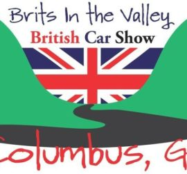 Brits in the Valley British Car Show